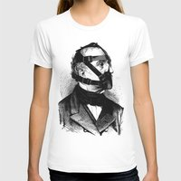 bdsm T-shirts featuring BDSM XXXX by DIVIDUS DESIGN STUDIO