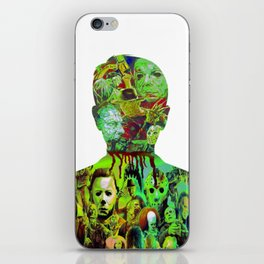 Have Alittle Horror In You? iPhone Skin