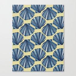 She sells, sea shells Canvas Print