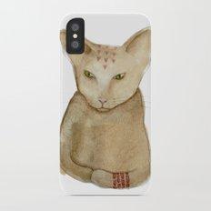Totem Kitteh 1 Slim Case iPhone X