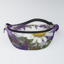 Flower carpet (52) Fanny Pack