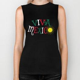 Viva Mexico Biker Tank