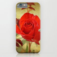 Textured Rose iPhone 6s Slim Case