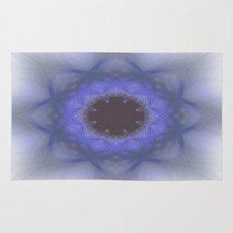 Starry Violet Rug