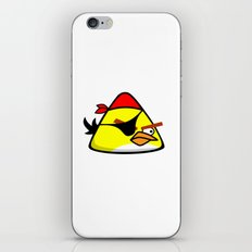 Angry Birds Pirate iPhone & iPod Skin