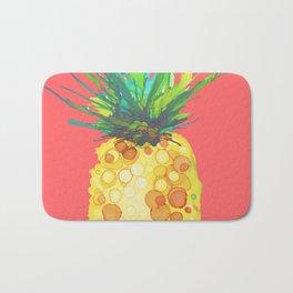 Pineapple Mango Daiquiri Bath Mat