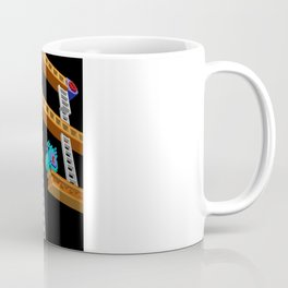 Inside Donkey Kong stage 2 Coffee Mug