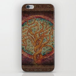 The Great Tree iPhone Skin