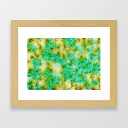 Abstract No. 570 Framed Art Print