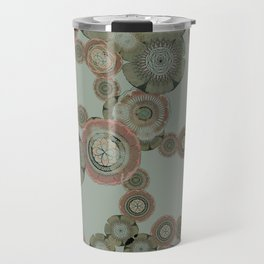 MATRIX FLORAL Travel Mug