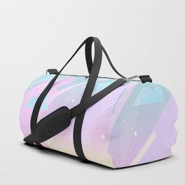 Pastel Sky Duffle Bag