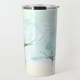 FLOWER - DREAM ON DREAMER Travel Mug
