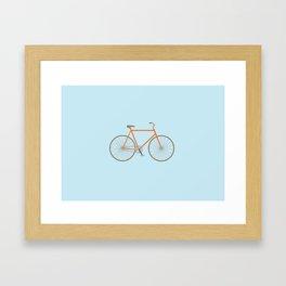Mästercykeln Framed Art Print