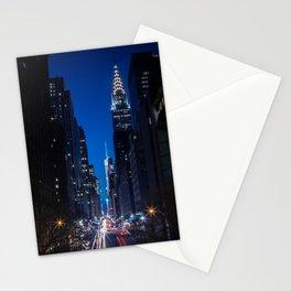 Tudor City Views, New York City Stationery Cards