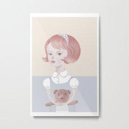 A little hug Metal Print