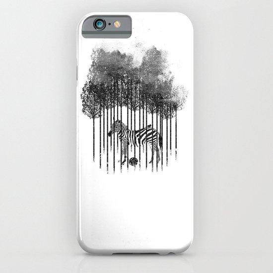 Natural Prisoner iPhone & iPod Case