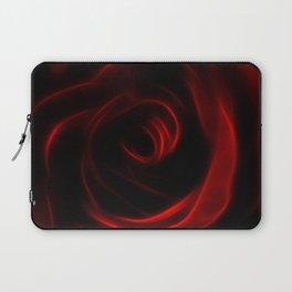 Eternal love red rose Laptop Sleeve