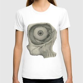 Anatomy: muscles of the eye  T-shirt