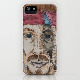 Inner Hippie iPhone Case