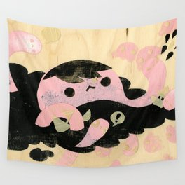 Attack! Wall Tapestry