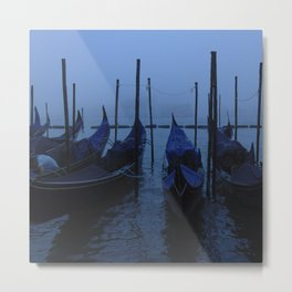 Venice, Grand Canal 2 Metal Print