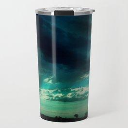 Morning Storm-Iowa Travel Mug