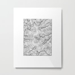Incline Metal Print