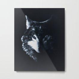 A Wild Thing Metal Print