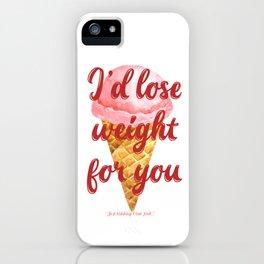 Jokes On You iPhone Case