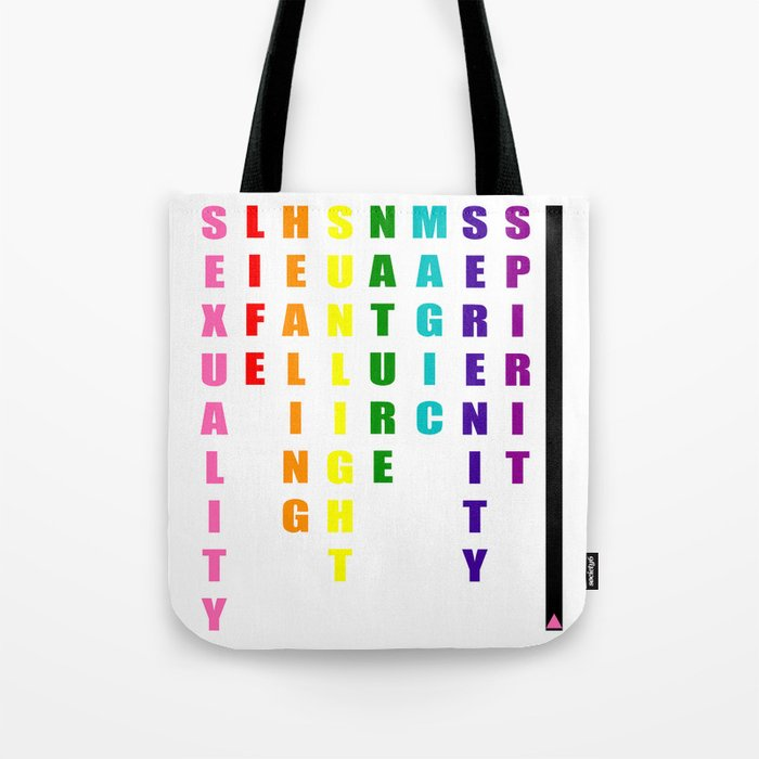 The Meaning of Pride Tote Bag by lisabuchfink