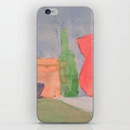 Still Life in Watercolor iPhone Skin