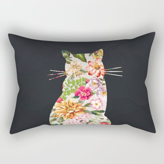 Tropicat Rectangular Pillow