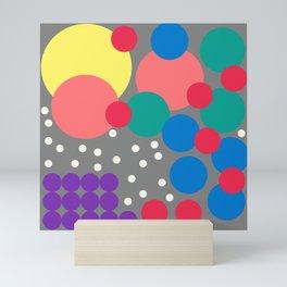 Fibo's Beach Balls Mini Art Print