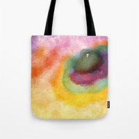outer space Tote Bags featuring Outer Space by Alexandre Reis