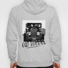 Old School- Hot Rod Hoody