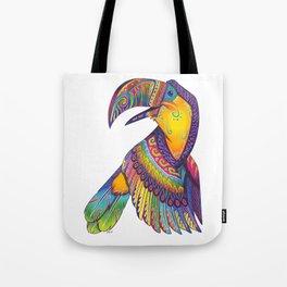 Oaxacan Toucan Tote Bag
