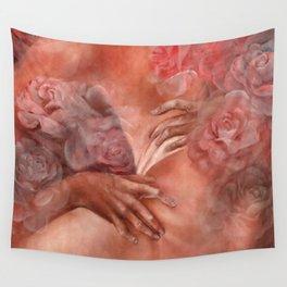 Bernini Inspired I Wall Tapestry