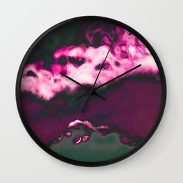Ultra Wolke Wall Clock