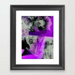 Meek (redux) Framed Art Print