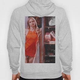 Painting Illustration Of Gina From The Cult Classic Movie Empire Records Hoody