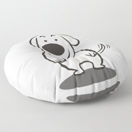 MY FUNNY DOG Floor Pillow
