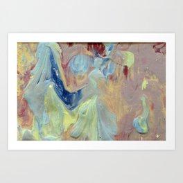 Colors#4 Art Print
