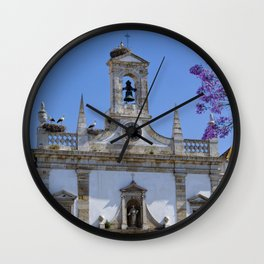 Arco da Vila, Faro Wall Clock