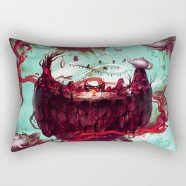 fantasy world Rectangular Pillow