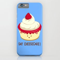 Say CheeseCake! Slim Case iPhone 6s