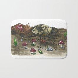 Little Worlds: The Harvest Bath Mat