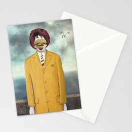 The Son of Cheese Stationery Cards