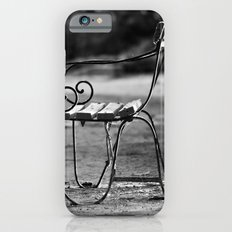 Solitary Park Bench iPhone 6s Slim Case