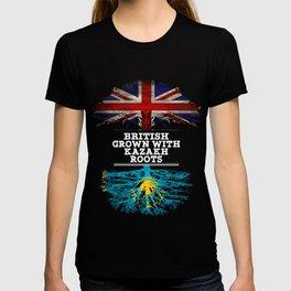 British Grown With Kazakh Roots T-shirt