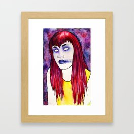 zzzomnom Framed Art Print